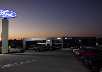 Electract Energy - Ford Showroom & Service Centre