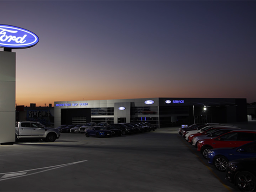 Ford Showroom and Service Centre
