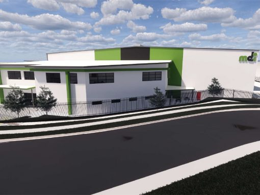 Industrial / Warehouse Office – MDI
